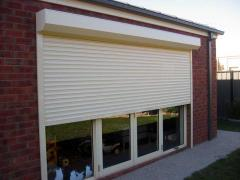 Rolling shutters: production and installation