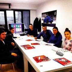 Discounts for a language course: Turkish. The