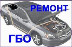 Repair of engines of automobiles