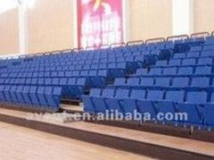 Equipment for sports arenas, halls and stadiums