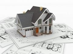 Designing of houses