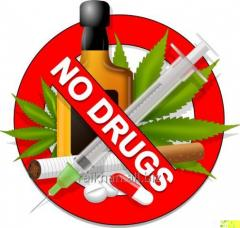 Anti-drug youth campaign