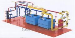 Design of boiler plants