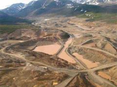 Разработка проекта горной части месторождений
