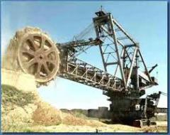 Repair of mining equipment