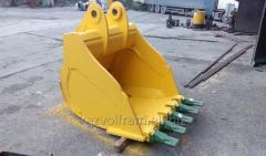 Repair of mining equipment