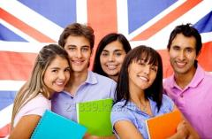 Foreign languages courses