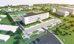 Improvement school grounds