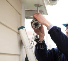 Serving of video surveillance systems