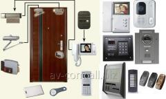 Installation of interphone systems