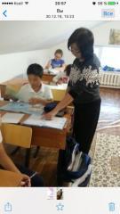 Школьная продлёнка, Астана