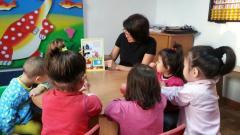 Kindergarten with English