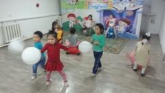 Garden, kindergarten, kindergarten, yaslisad,