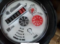 Installation of heat meters