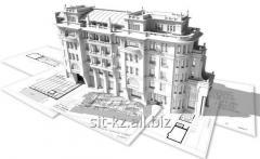 Проектирование архитектуры в Autodesk Revit