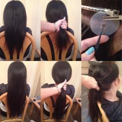 Наращивание волос в Астане