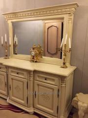 Restoration of antique furniture
