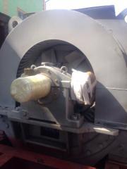 Repair of the synchronous SGS-14-100-6U2 generator