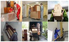 Доставка груза, мебели, грузчики