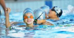 Обучение плавания