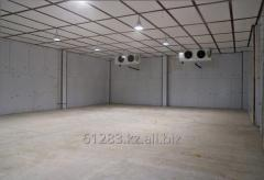 Lease of storage facilities
