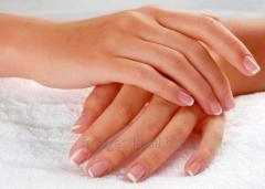 Массаж и омоложение кистей рук