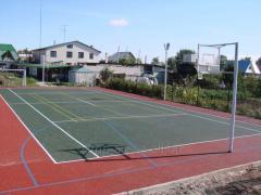 Ремонт спортивных уличных площадок