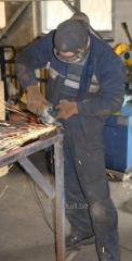 Services of metalshop