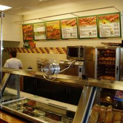 Maintenance of fast food equipment