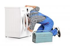 Maintenance of equipment for laundries