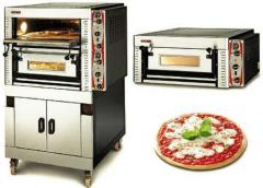 Installation of pizzeria equipment