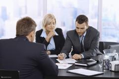 Ведение переговоров с контрагентами