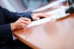 Представления интересов компании в уполномоченных органах