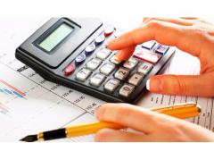 Support accounting again organized enterprises