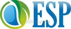 Услуги в области охраны окружающей среды. Экологическое проектирование и нормирование