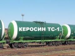 Хранение авиакеросина ТС-1, РТ-1