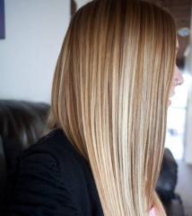 Милирование волос