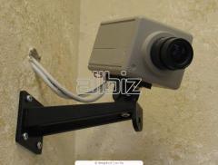 Installing IP surveillance