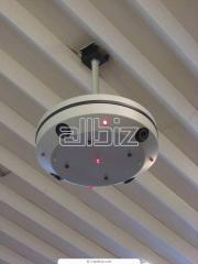 Создание автоматизированных систем видеонаблюдения