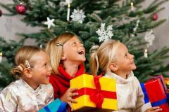Проведение детских новогодних утренников и елок