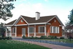 Designing of houses using Canadian technology