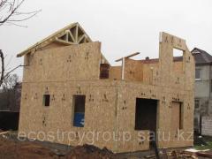Строительство домов канадских