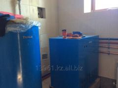 The company carries out complex installation of