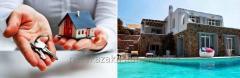 Аренда жилья для отпуска в Греции