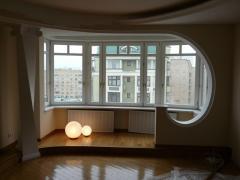 Утепление, остекление и отделка балконов под ключ