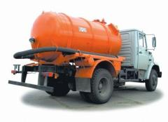 Housing sewer cleaning