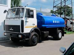 Доставка холодной технической воды в Астане