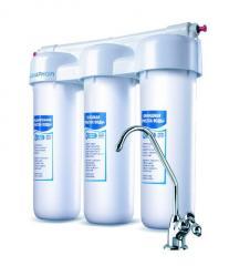 Замена фильтра для очистки воды