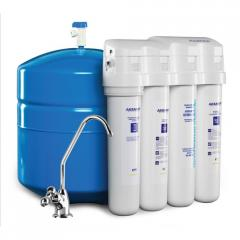 Монтаж системы водоочистки