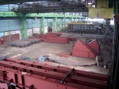Производство металлических каркасов для складов